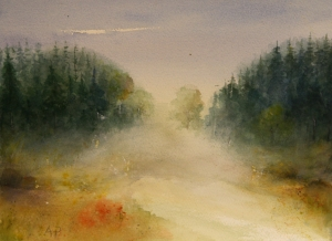 Misty Morning II